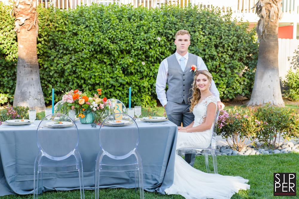 , Styled Wedding Shoot at The Anaheim Hotel, Sipper Photography